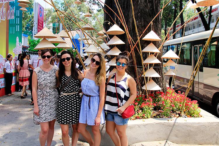 Vietnamese Rice Hats - Vietnam - Wanderlusters