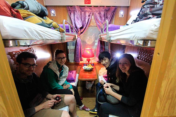 Violet Train Overnight - Vietnam - Wanderlusters