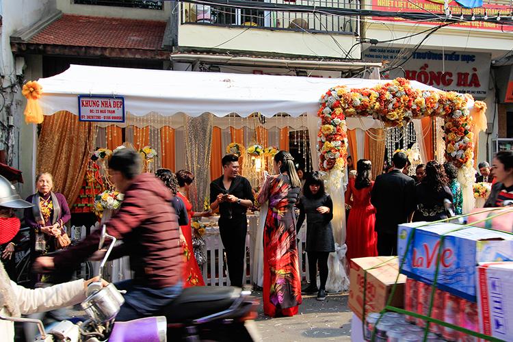 Wedding in Hanoi Vietnam - Wanderlusters