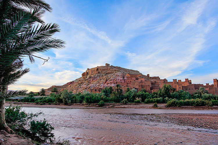 Ait Benhaddou Kasbah Morocco - Wanderlsuters