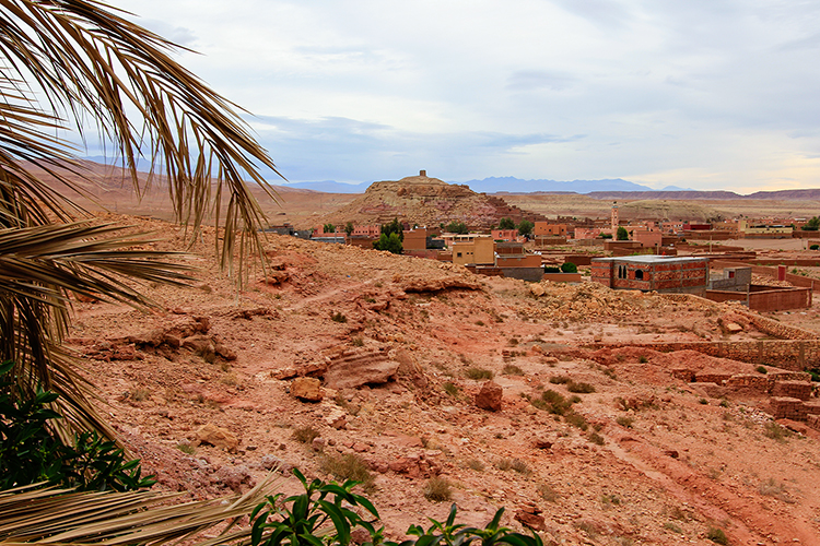 Ait Benhaddou Town Views - Morocco - Wanderlusters