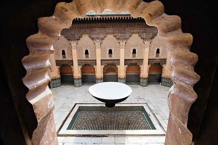 Ben Youssef Viewpoint - Marrakesh Morocco - Wanderlusters
