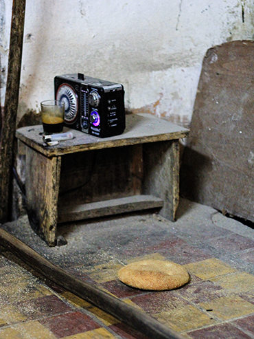 Bread Making in Morocco Necessities - Wanderlusters (3x4)