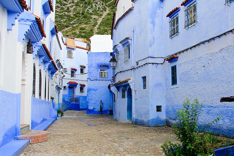 Chefchaouen: Morocco's Blue City