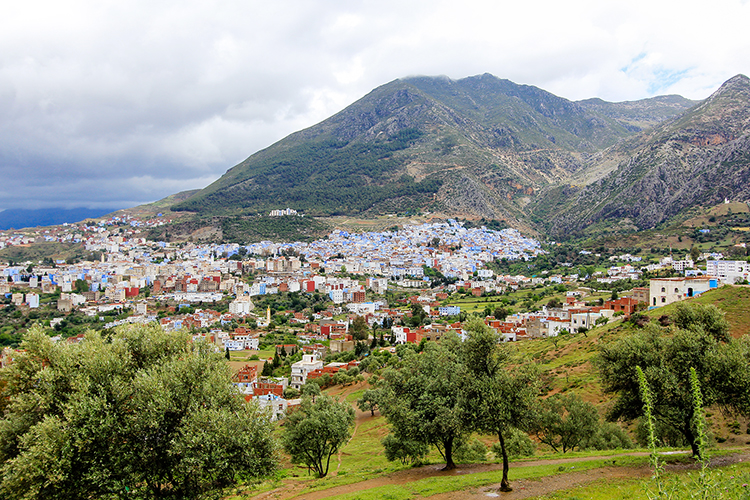 Chefchaouen Town in Morocco - Wanderlusters