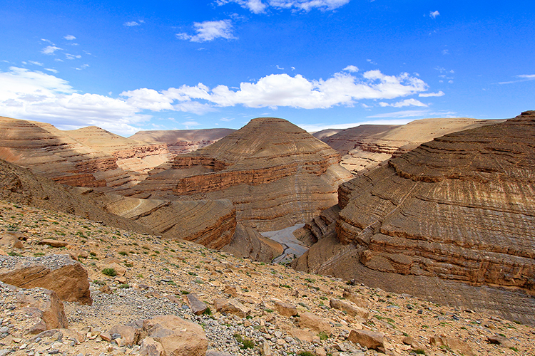 Dades Gorge Canyon - Morocco - Wanderlusters