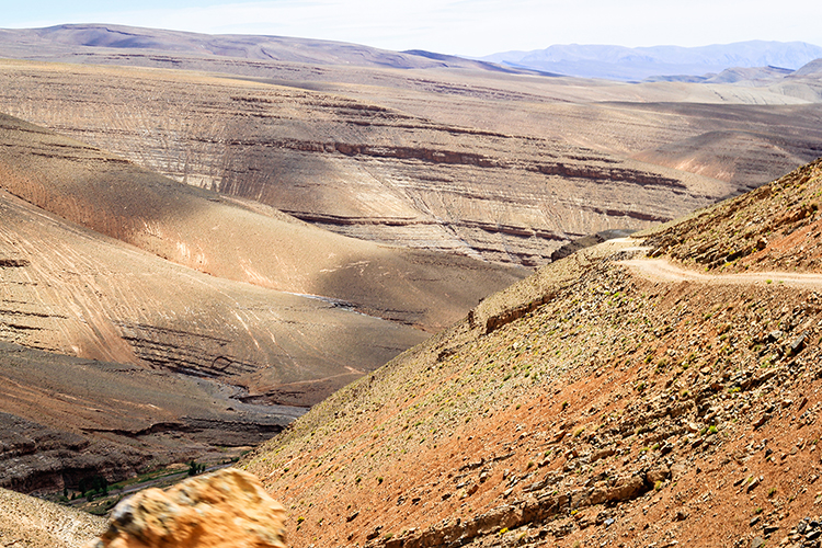 Driving Dades Gorge Canyon - Morocco - Wanderlusters