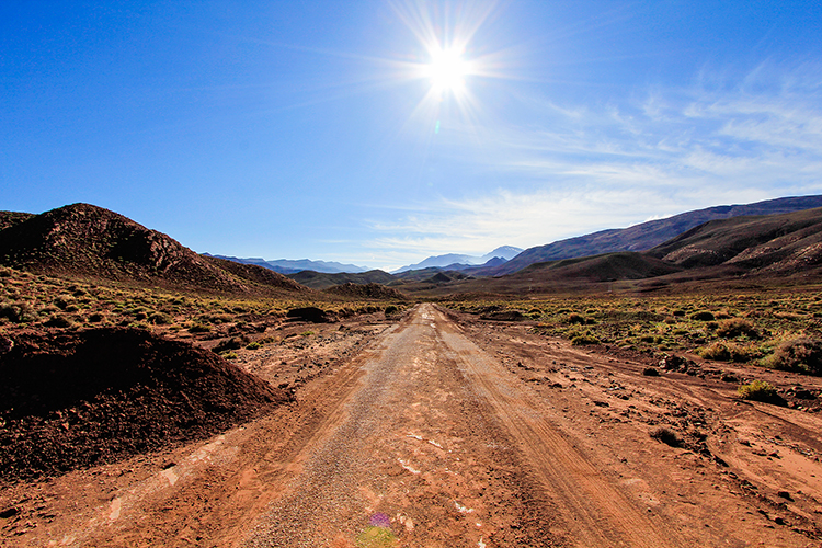 Driving in Morocco - Toulet Wanderlusters
