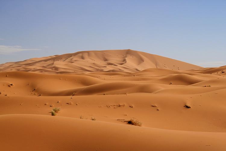 The Sahara Desert: Morocco Style