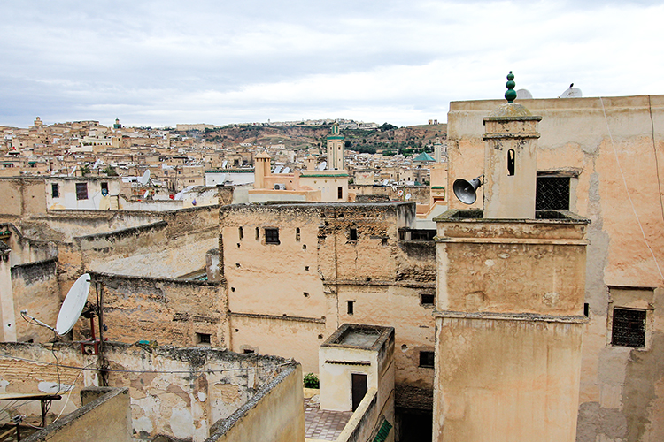 Fes: Time Traveling in the Medina