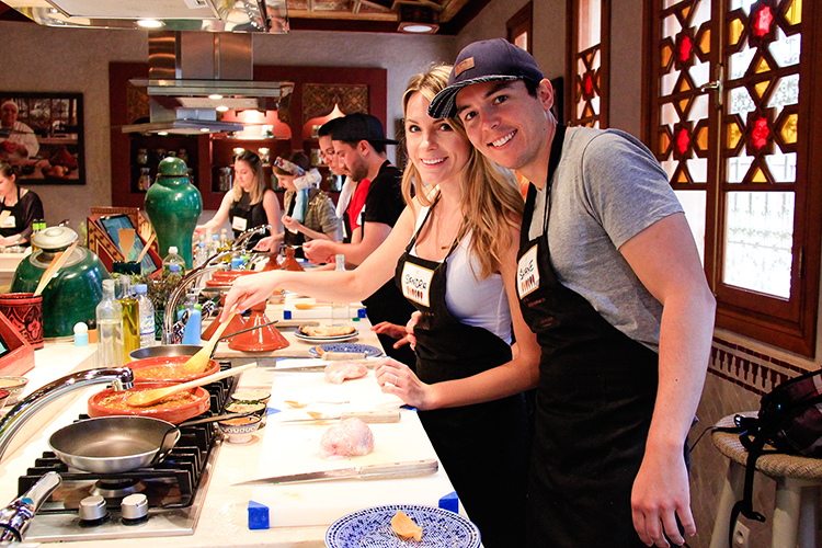 Maison Arabe Cooking Class - Marrakesh Morocco - Wanderlusters