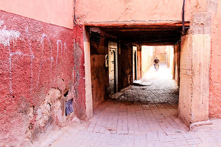 Marrakesh Medina Backstreets - Morocco - Wanderlusters