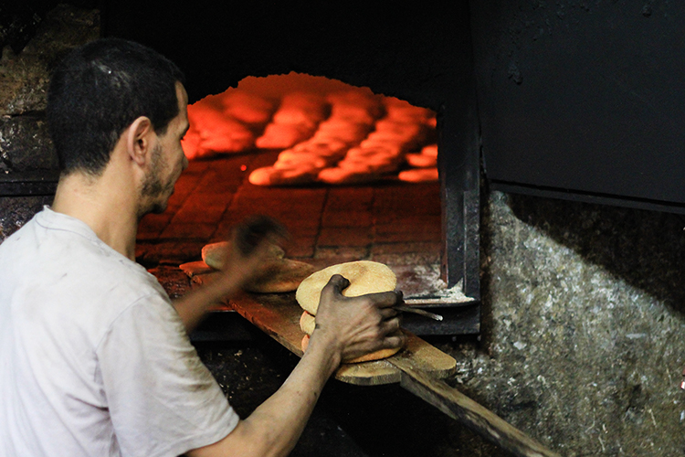 Morocco Bread Oven - Fes - Wanderlusters