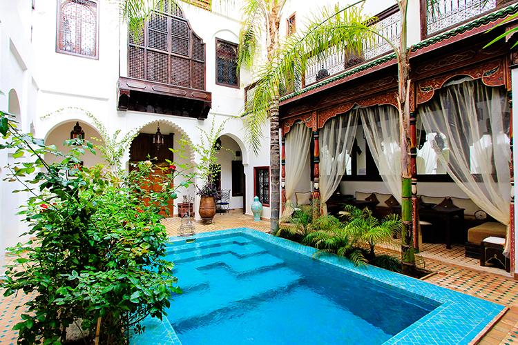 Riad Ghali - Marrakesh Morocco