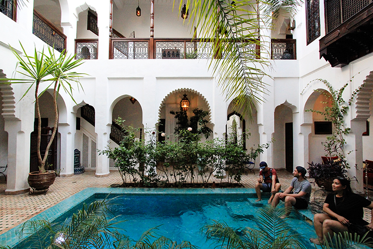 Incredible Marrakesh Welcome To Morocco The Wanderlusters Interior Design Ideas Gentotryabchikinfo