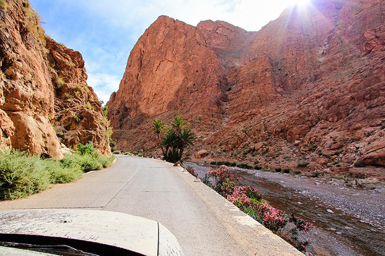 Todra Gorge Road Trip - Morocco - Wanderlusters