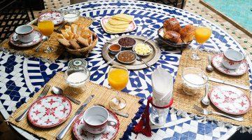 Moroccan Meals: Tea & Tagines