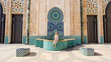 Casablanca's Gem: Hassan II Mosque