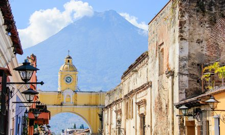 Antigua: Guatemala's Cutest City