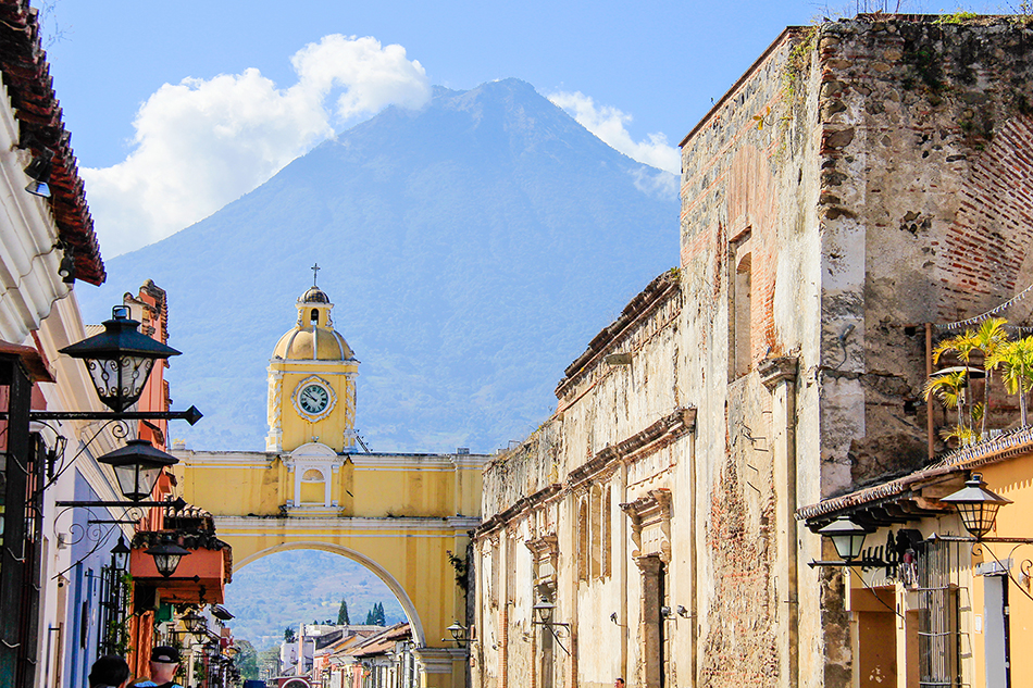 Antigua: Guatemala's Cutest City