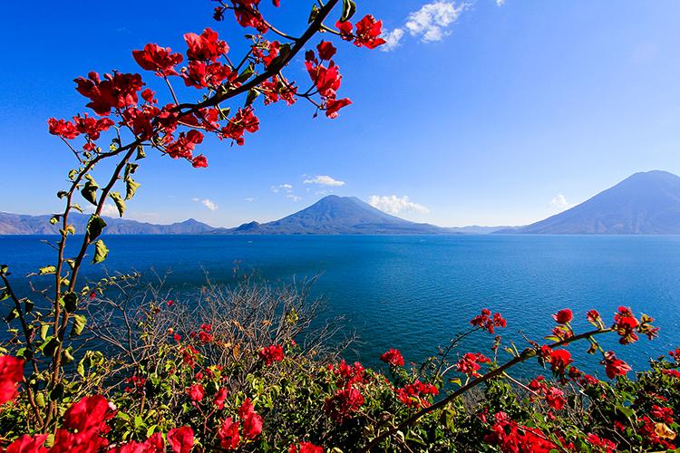 Guatemala: Lake Atitlan