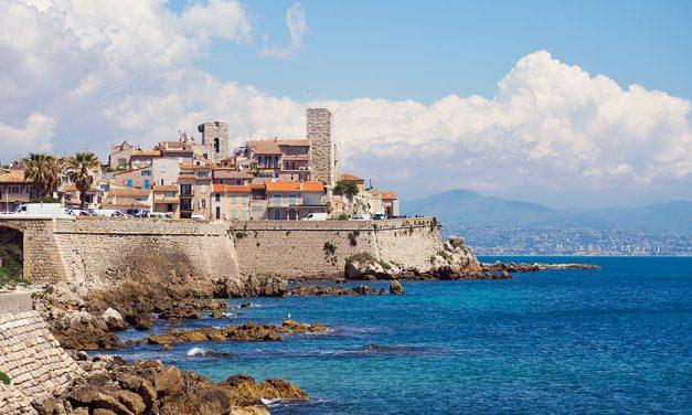 Antibes: The Luxurious Beach Life