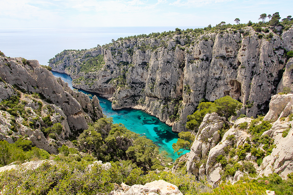 The Three Calanques Cassis Wanderlusters