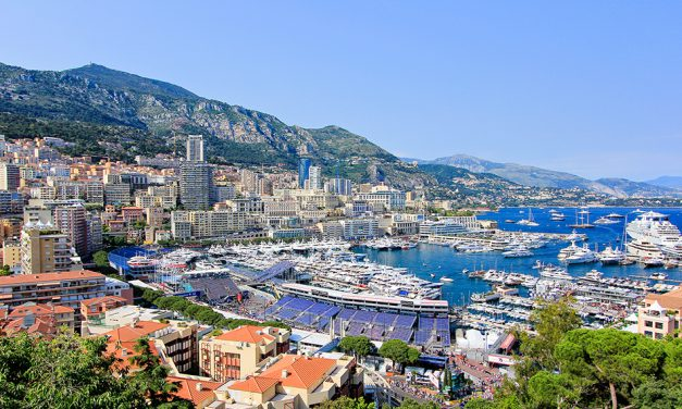 Monaco: Land of the Rich & Famous