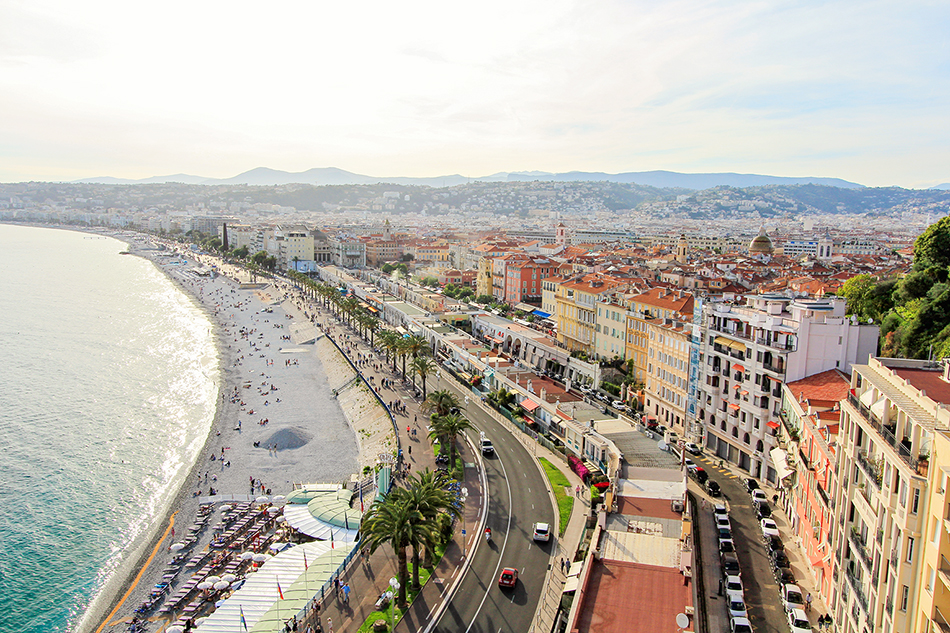 Nice: Anchor Point of the Cote d'Azur