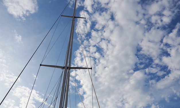 A French Riviera Sailing Trip