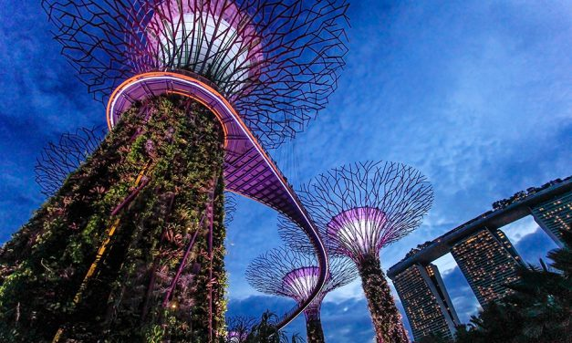 Singapore: Big Places in Small Spaces