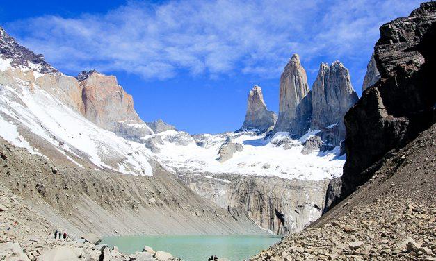 Patagonia: Mirador Los Torres Hike