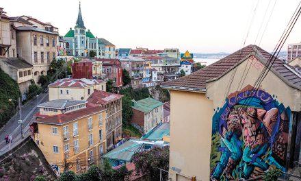 Valparaiso: The Town Graffiti Built