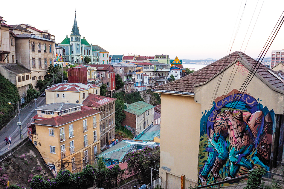 Valparaiso: The Town Graffiti Built