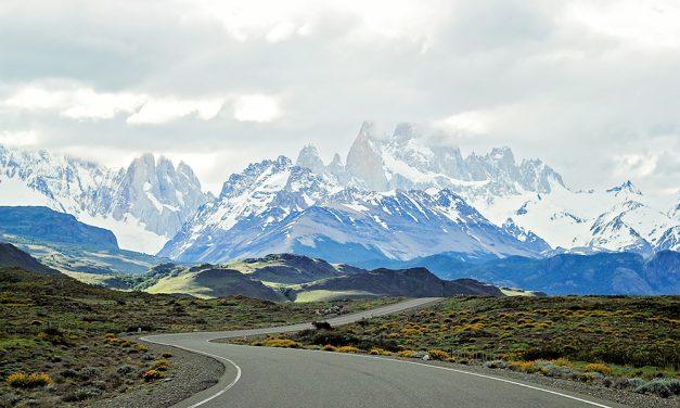 Patagonia: Entering Argentina