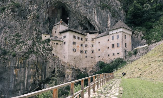 Predjama: A Castle Built into a Cave