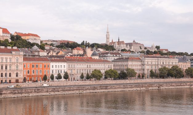 Budapest: A Tale of Two Cities