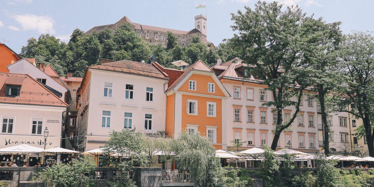 Ljubljana: Slovenia's Green Capital
