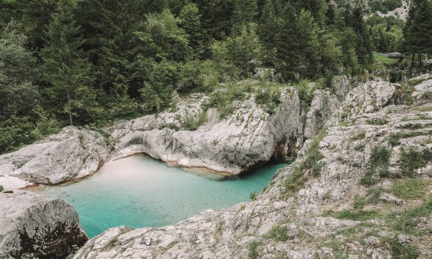 Treasures of Triglav National Park in Slovenia