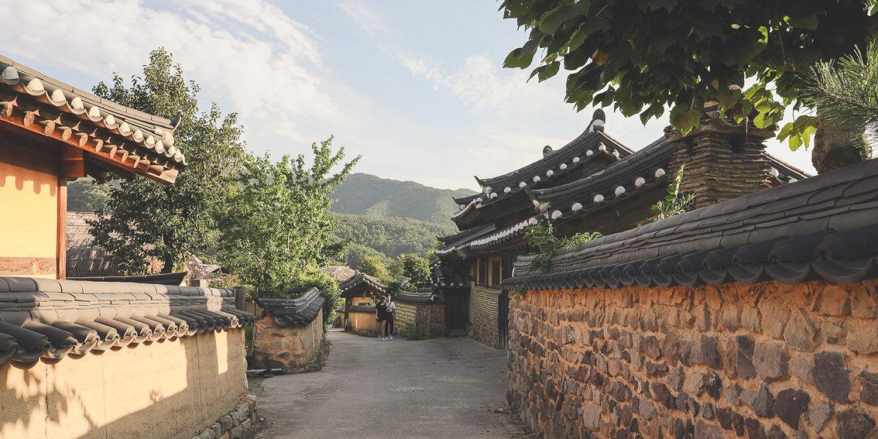 South Korea: Exploring Temples in Gyeongju