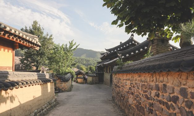 South Korea: Exploring Temples in Gyeongju