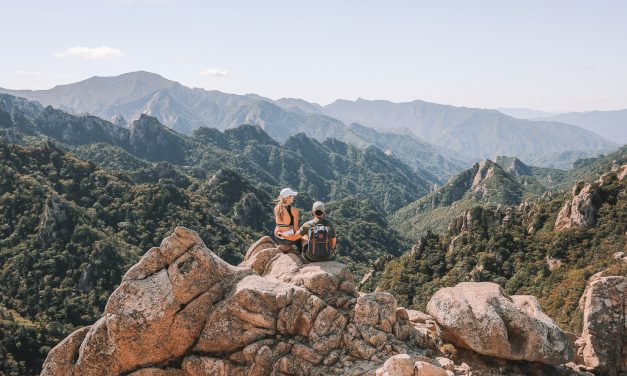 South Korea's Mountain Playground: Seoraksan National Park