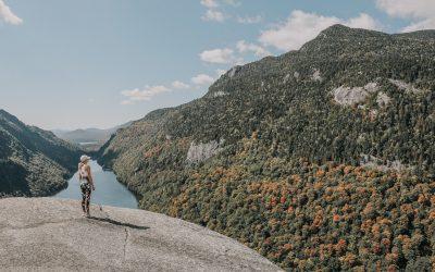 Adirondack Mountains: First Taste of Fall