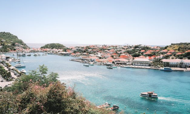 St. Barthelemy: A French Paradise in the Caribbean